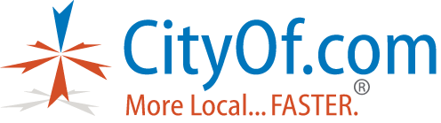 Houston - CityOf.com Logo