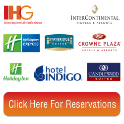 Raleigh, NC - Hotel - Intercontinental Hotels Group