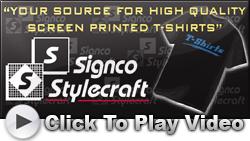 Screen Printing - Signco Stylecraft