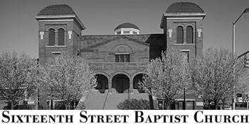 Sixteenth Street Baptist Church
