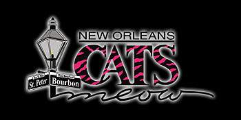 New Orleans Cats Meow