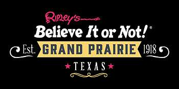 Ripley's Believe It or Not - Grand Prairie