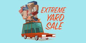 Extreme Yard Sale