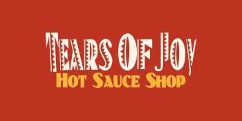 Tears Of Joy Hot Sauce Shop