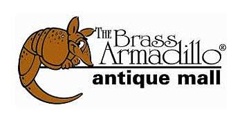 Brass Armadillo Antique Mall