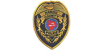 Hawaii County Police Department