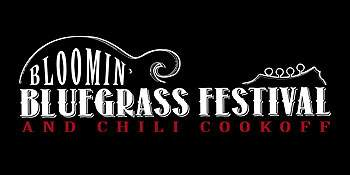 Bloomin' Bluegrass Festival and Chili Cookoff