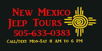 New Mexico Jeep Tour