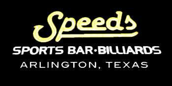 Speeds | Sports Bar-Billiards