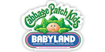 Cabbage Patch Kids at Babyland General Hospital