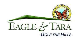 Eagle & Tara Golf The Hills