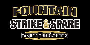 Fountain Lanes Strike and Spare Family Bowling