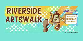 Riverside Arts Walk