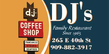 d.j. Coffee Shop
