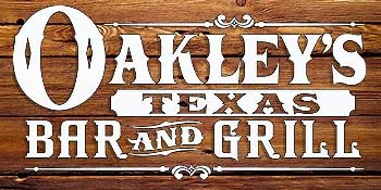 Oakley's Texas Bar
