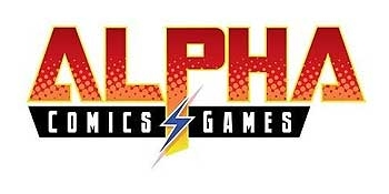 Alpha Comics and Games