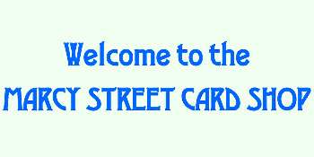 Marcy Street Card Shop