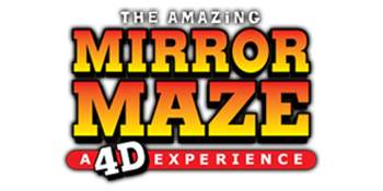 The Amazing Mirror Maze - 4D Experience