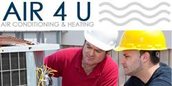 Air 4 U Air Conditioning & Heating Inc