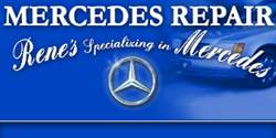 Rene's Specializing In Mercedes