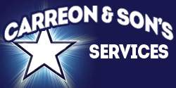 Carreon & Son's Services