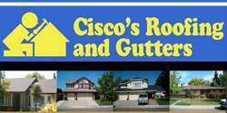 Cisco's Roofing and Gutters