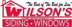 Wilson's Home Improvement Company