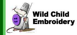 Wild Child Embroidery
