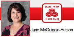 State Farm Jane McQuiggin-Hutson Insurance Agency Inc.