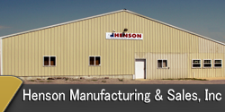Henson Manufacturing & Sales, Inc