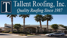 Tallent Roofing Inc.