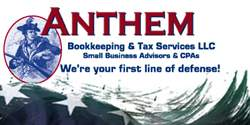 Anthem Bookkeeping & Tax Services LLC.
