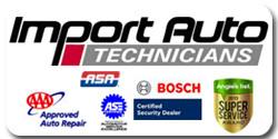 Import Auto Technicians Inc