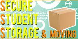 Secure Student Storage & Moving