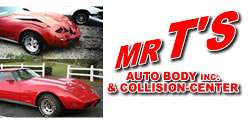 Mr. T's Auto Body Inc.