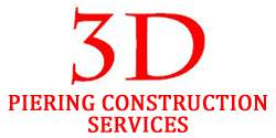 3D Piering Construction Services