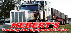Hebert's Trucking And Equipment Service