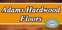 Adams Hardwood Floors