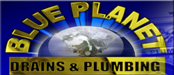 Blue Planet Drains & Plumbing, Inc.
