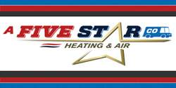 A Five Star Co Air Conditioning  & Heating