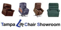 Tampa Lift Chair Showroom