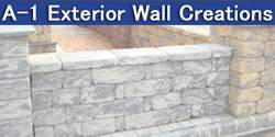 A-1 Exterior Wall Creations