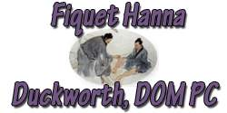 Fiquet Hanna Duckworth, DOM PC
