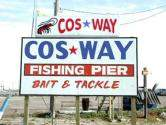 Cos-Way Fishing Pier Bait and Tackle