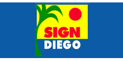 Sign Diego