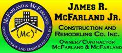 McFarland & McFarland Construction & Remodeling Co., Inc.