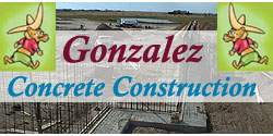 Gonzalez Concrete Construction