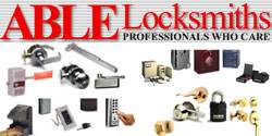 A Able Locksmiths
