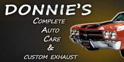 Donnie's Complete Auto Care