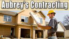 Aubrey's Contracting